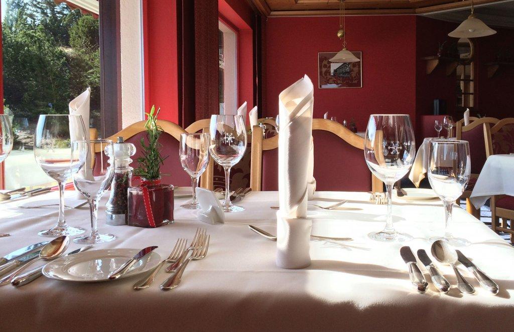 Hotel Schliffkopf Restaurant