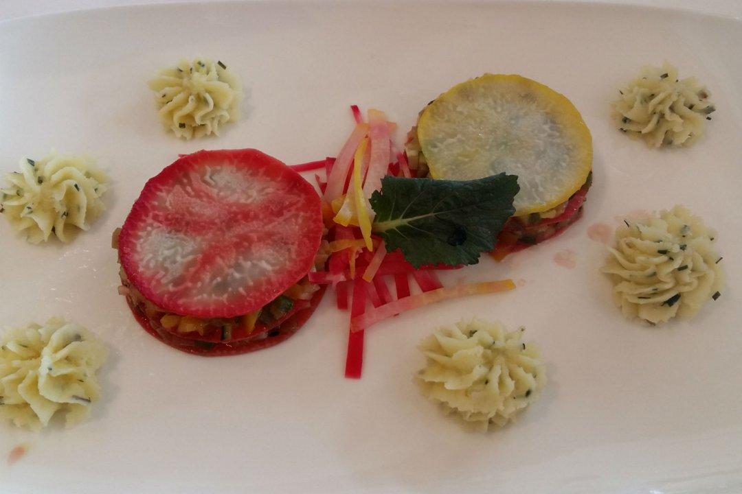 basenfasten Gericht im Schliffkopf