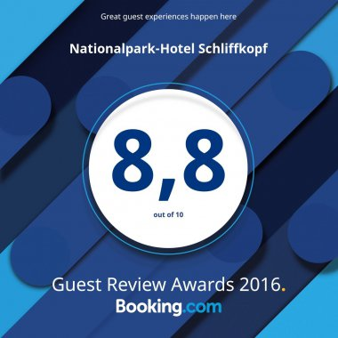 Guest Review Award 2016, Bild 1/1